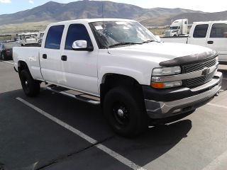 2001 Silverado Crew Cab 6.  6 Duramax Diesel 4x4 / 60 Day Layaway / World photo
