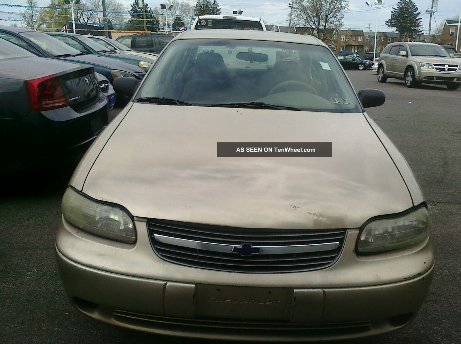 2001 Chevrolet Malibu Base Sedan 4 - Door 3.  1l Malibu photo
