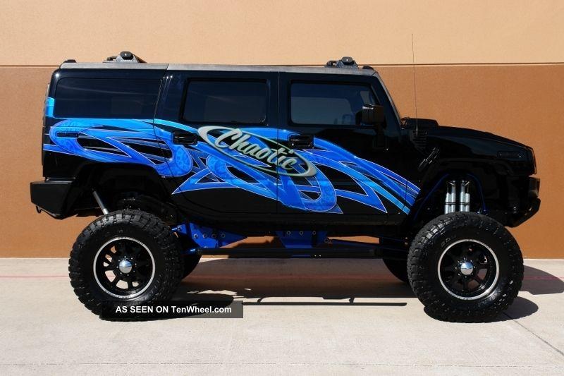 2005 Custom Show Hummer W / 12