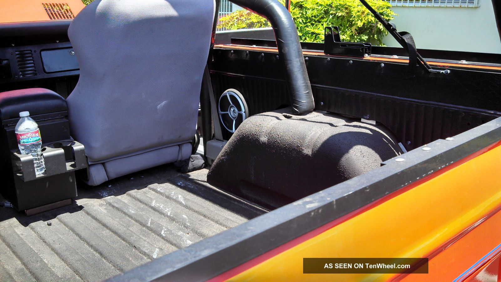 1971 Ford Bronco Uncut Hard To Find Interior Photo 5