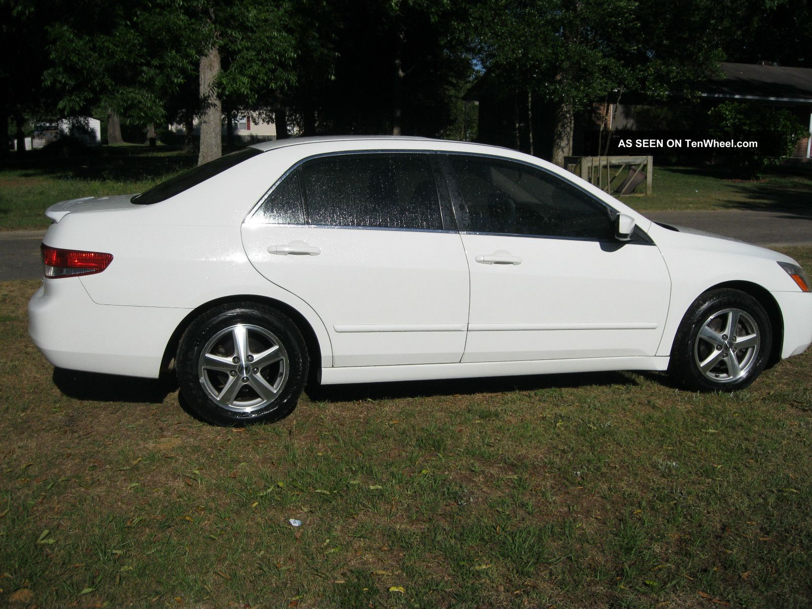 2003 Honda Accord Ex Sedan 4 - Door 2. 4l Accord photo