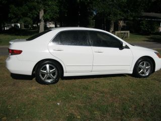 2003 Honda Accord Ex Sedan 4 - Door 2.  4l photo