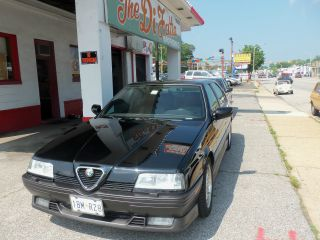 1994 Alfa Romeo 164 Quadrifoglio Sedan 4 - Door 3.  0l photo