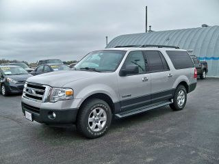 2007 Ford Expedition El Xlt 4x4 2 Owner, ,  No Accidents photo