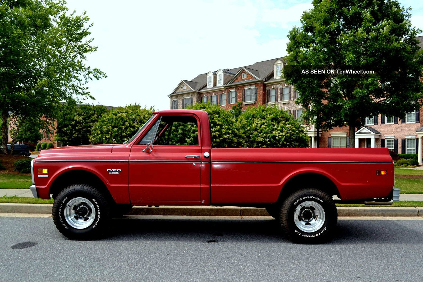 1969 3 4 ton 4wd 4speed muscle truck collectible. Black Bedroom Furniture Sets. Home Design Ideas