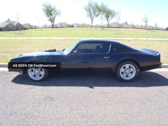 1976 Pontiac Trans Am Trans Am photo