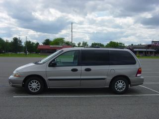 2002 Ford Windstar Lx Mini Passenger Van 4 - Door 3.  8l photo