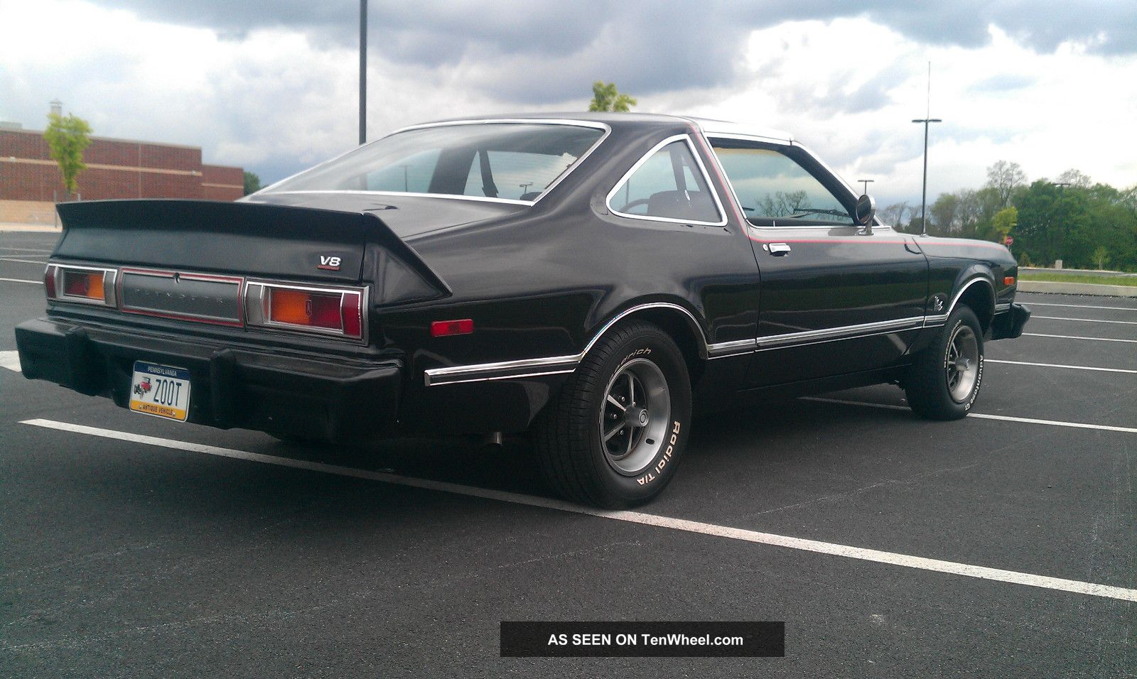 1978 Plymouth Volare Road Runner Duster T Tops V8 318