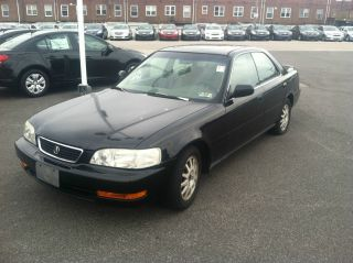 1998 Acura Tl Base Sedan 4 - Door 2.  5l photo