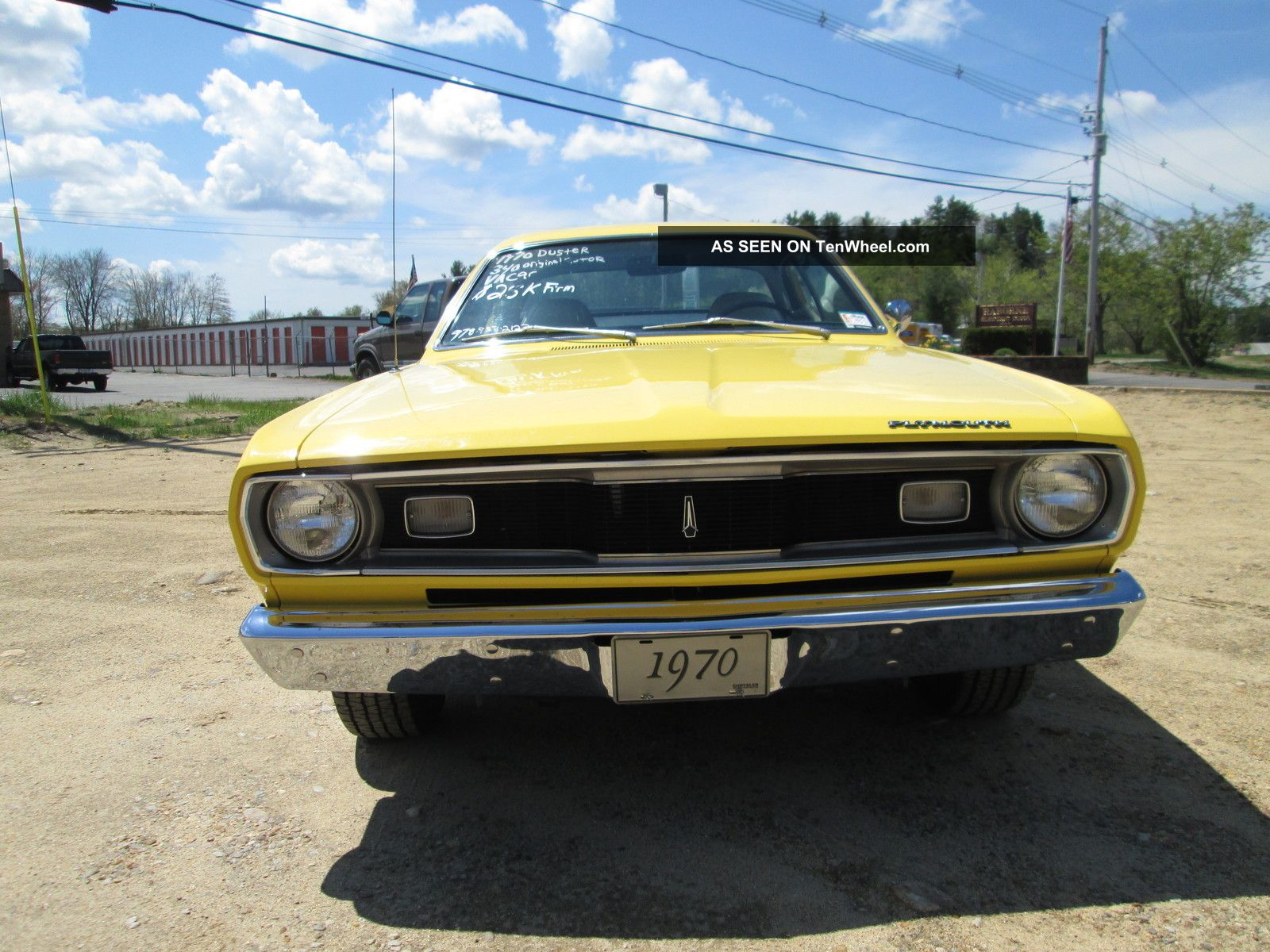 1970 Plymouth Duster 340 Duster photo