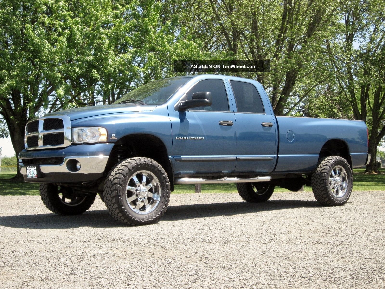 2003 Dodge Ram 2500 Quad Cab Slt Turbo Diesel Tons Of Aftermarket