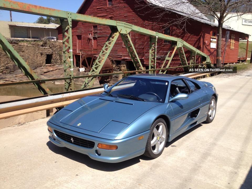 1997 Ferrari 355 Gtb 6 Speed 355 photo