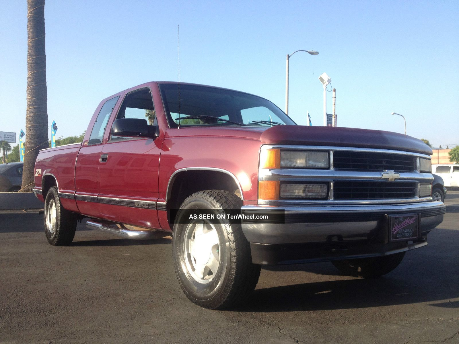 1996 Chevy Silverado Z71 C/K Pickup 1500 photo