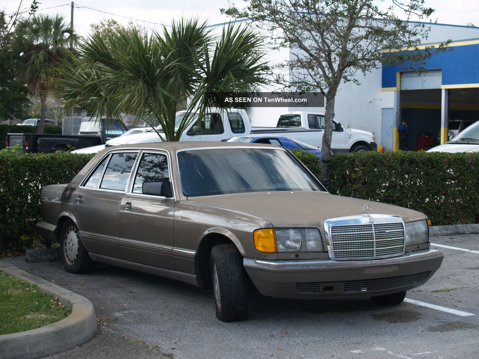 1988 560 Sel 500-Series photo