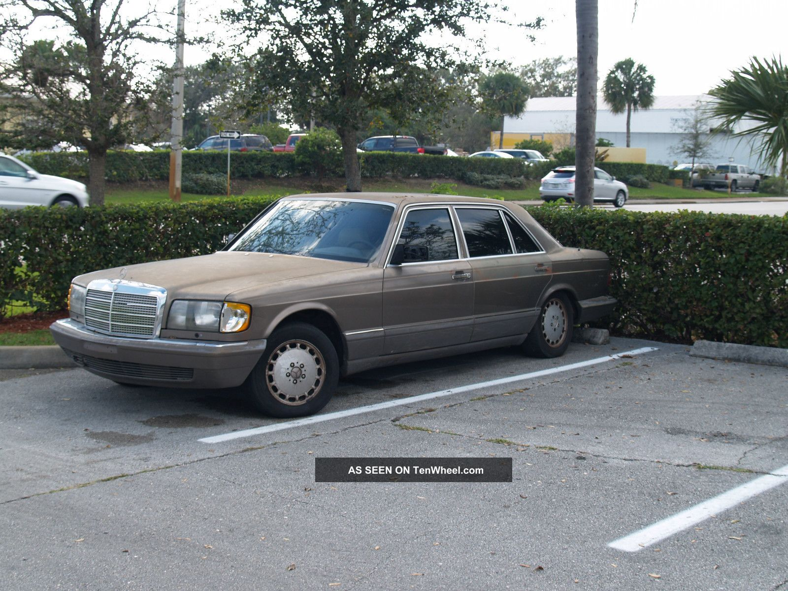 1988 560 sel for 1988 mercedes benz 560sel