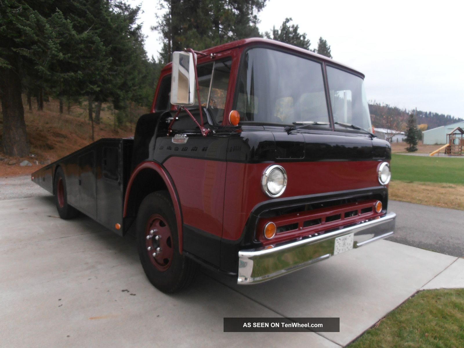 1963 Ford C - 600 Vintage Car Hualer Other photo
