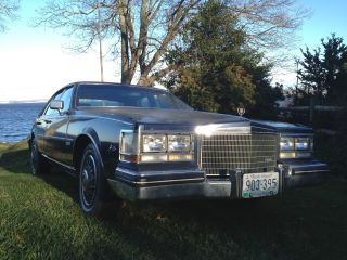 1983 Cadillac Seville Base Sedan 4 - Door 4.  1l photo