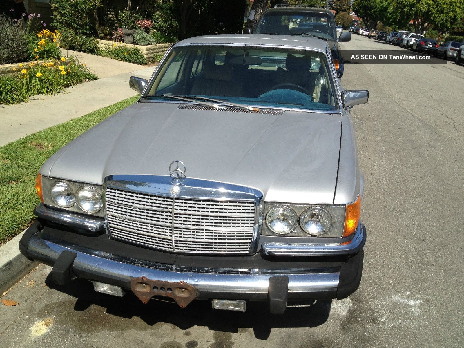 1980 mercedes benz 3o0sd for Mercedes benz 1980