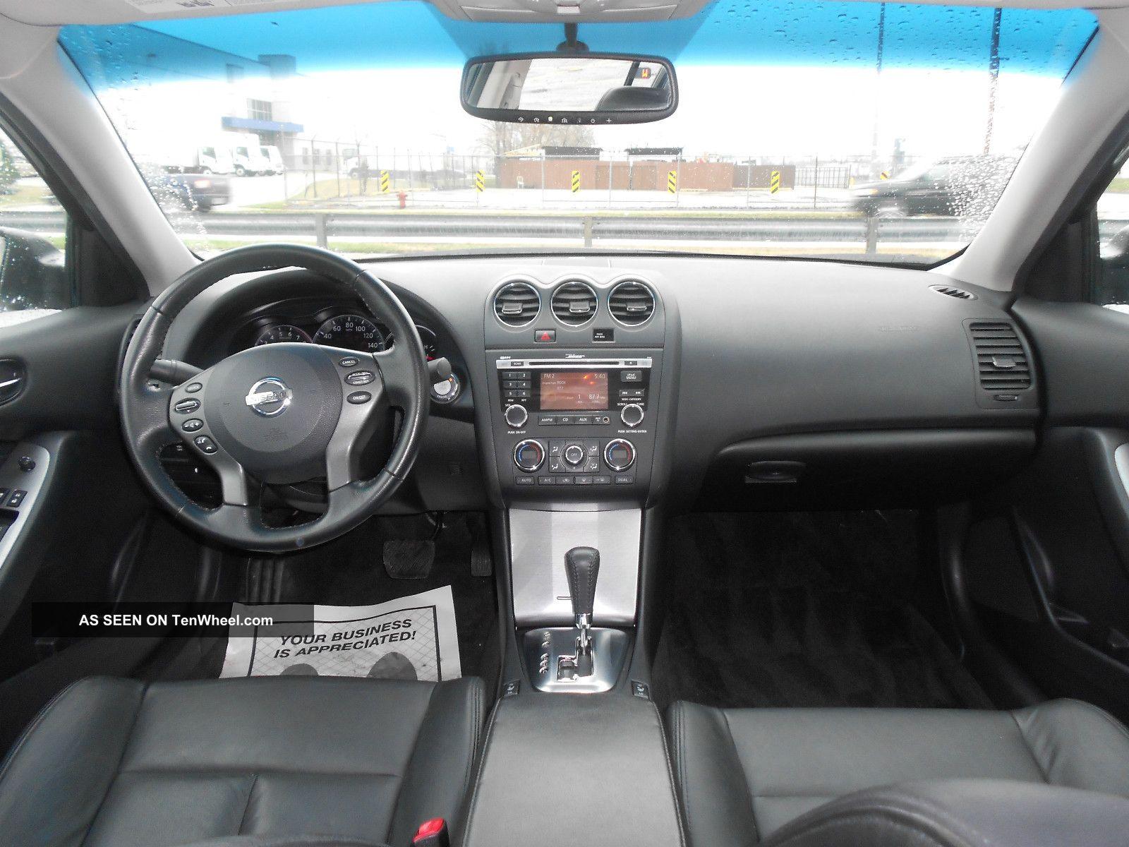 2010 Nissan Altima 2 5 Sl