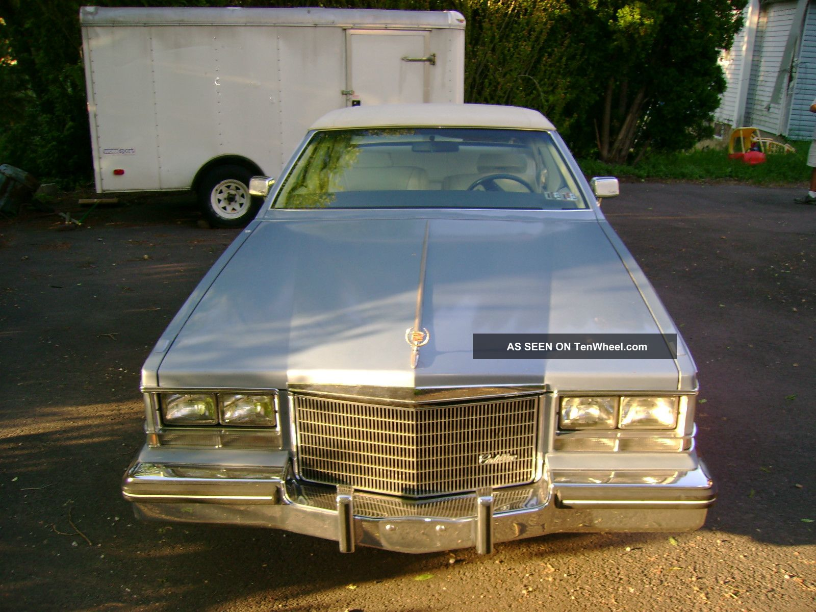 1983 Cadillac Seville Base Sedan 4 - Door 4.  1l Seville photo