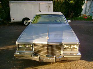 1983 Cadillac Seville Base Sedan 4 - Door 4.  1l photo