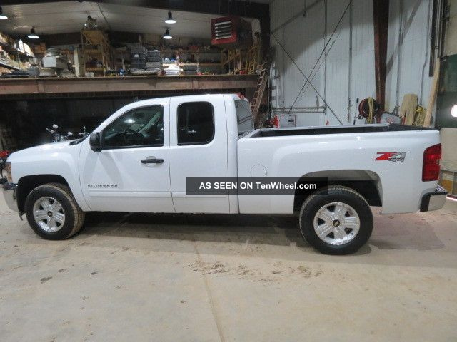 2013 Chevrolet 1500 4x4 Z71 Loaded Silverado 1500 photo