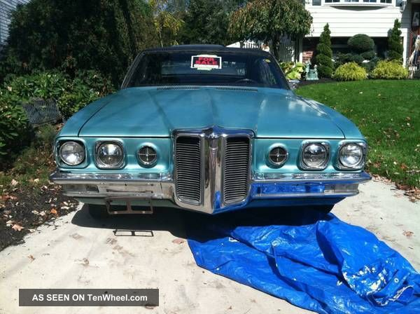 1970 Pontiac Catalina With 400 Motor Catalina photo