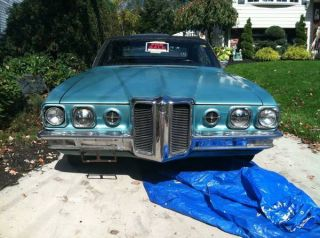 1970 Pontiac Catalina With 400 Motor photo