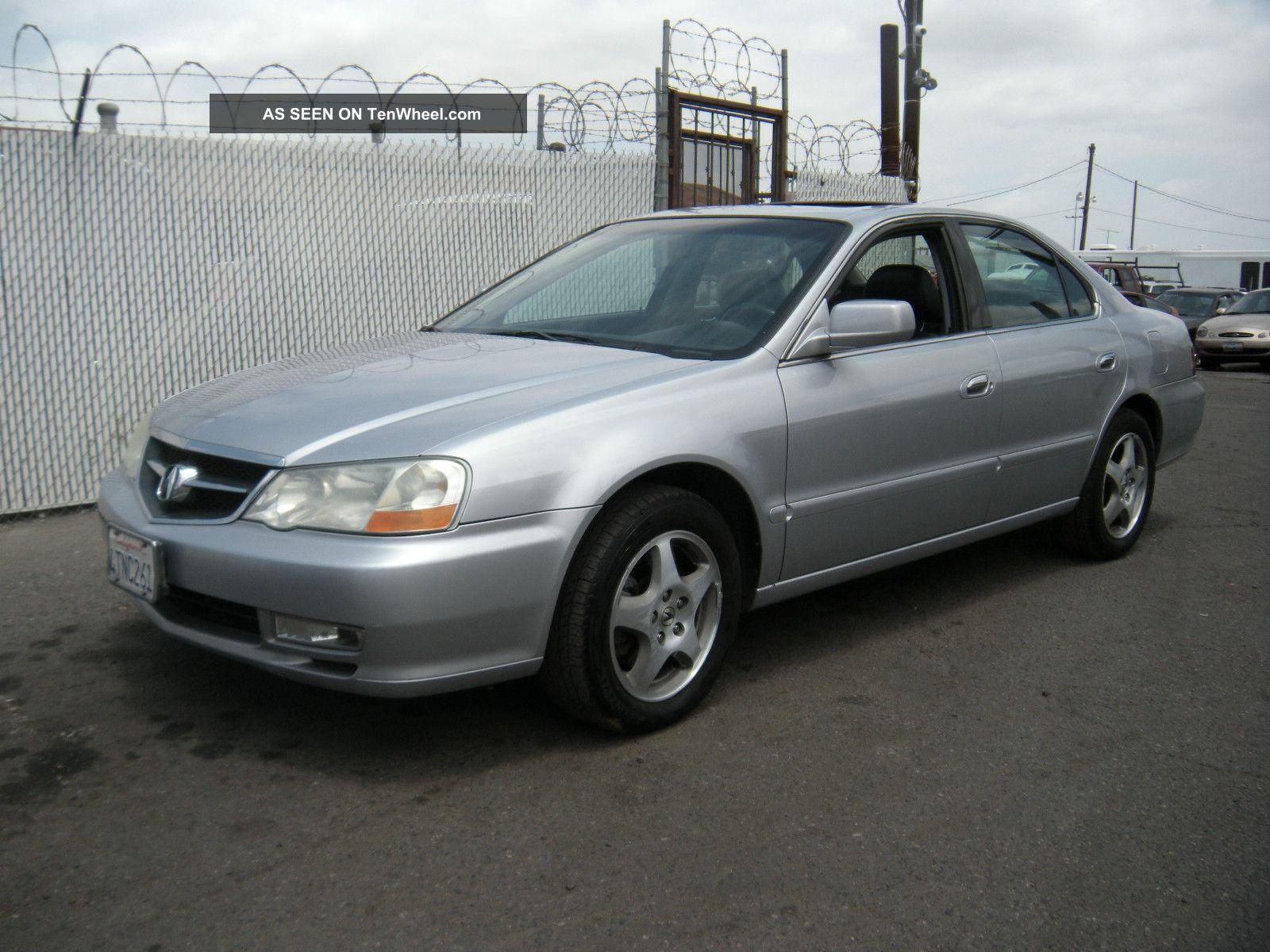 2002 Acura Tl, TL photo