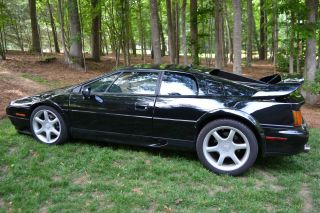 1998 Lotus Esprit V8 Black / Tan Last Bid Owns It photo