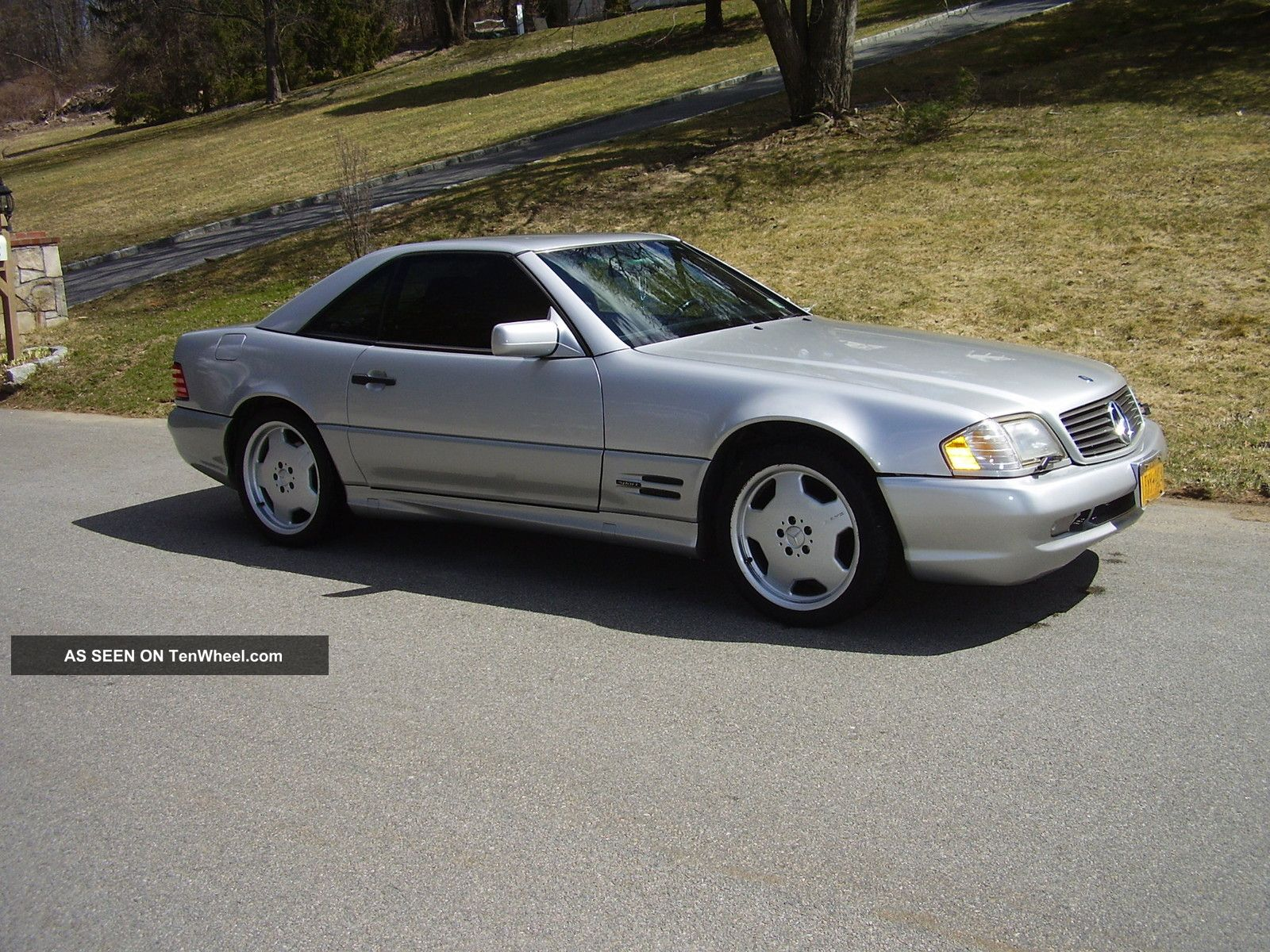 Mercedes Benz 1998 Sl 500 Sport