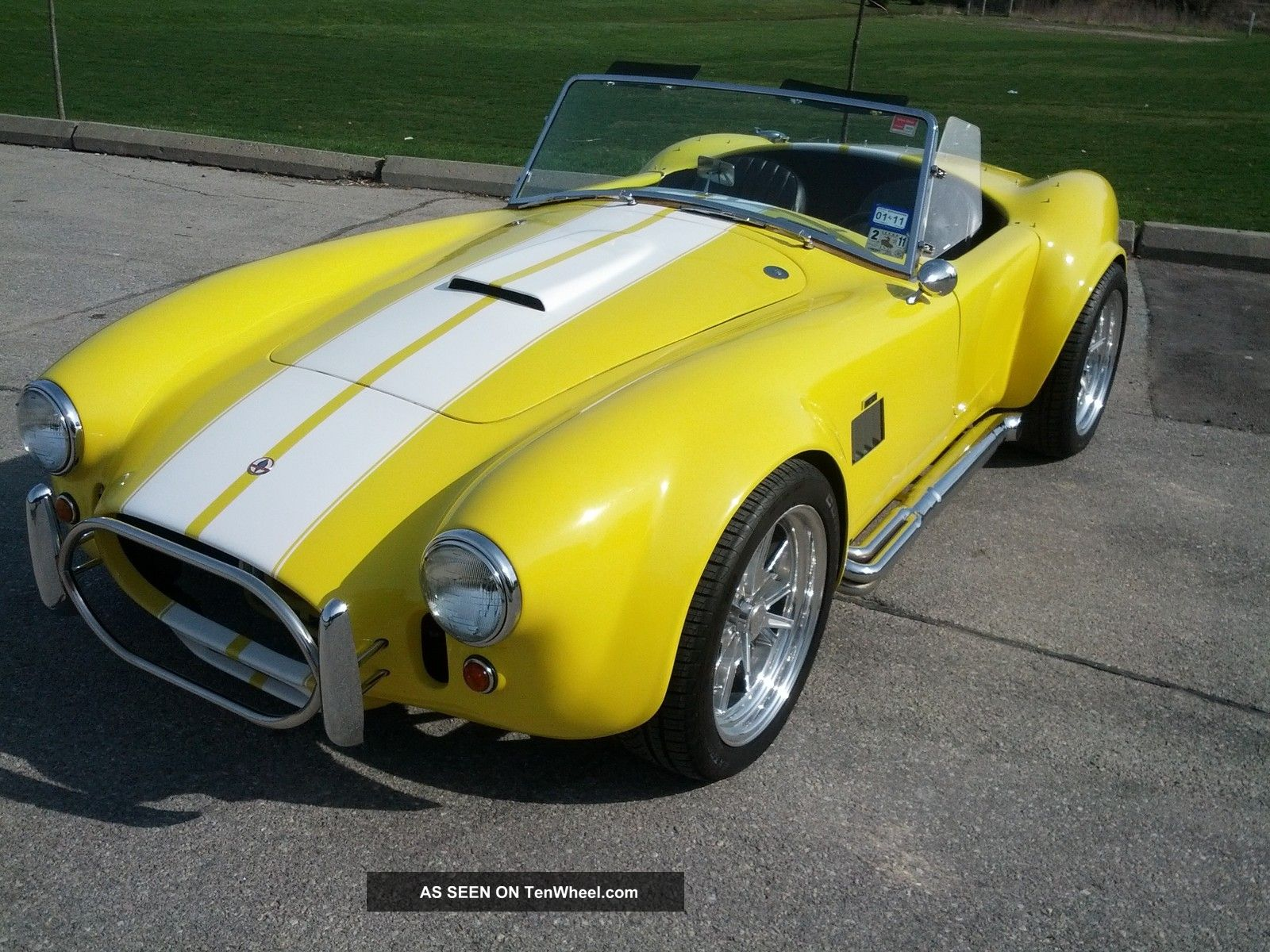 1967 ac shelby cobra 427 replica roadster. Black Bedroom Furniture Sets. Home Design Ideas
