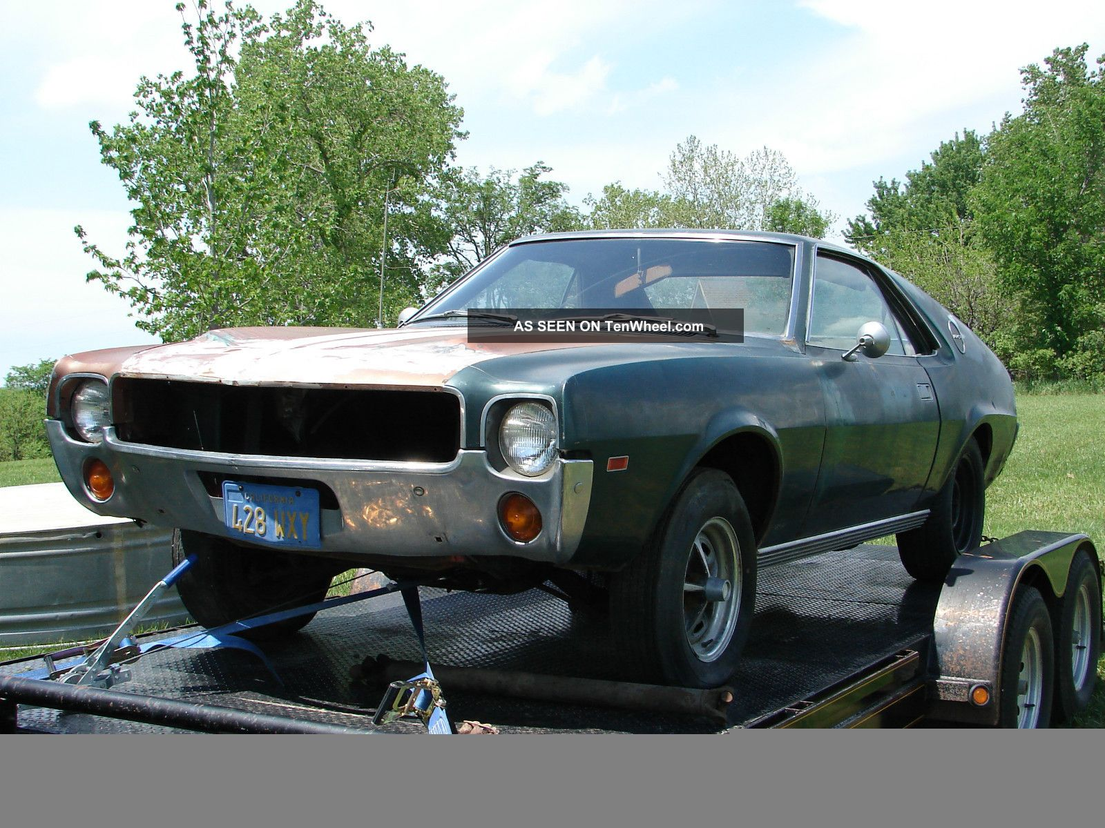 1968 68 Amx Amc Javelin AMC photo