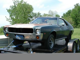 1968 68 Amx Amc Javelin photo