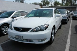 2006 Toyota Camry Se Sedan 4 - Door 2.  4l - photo