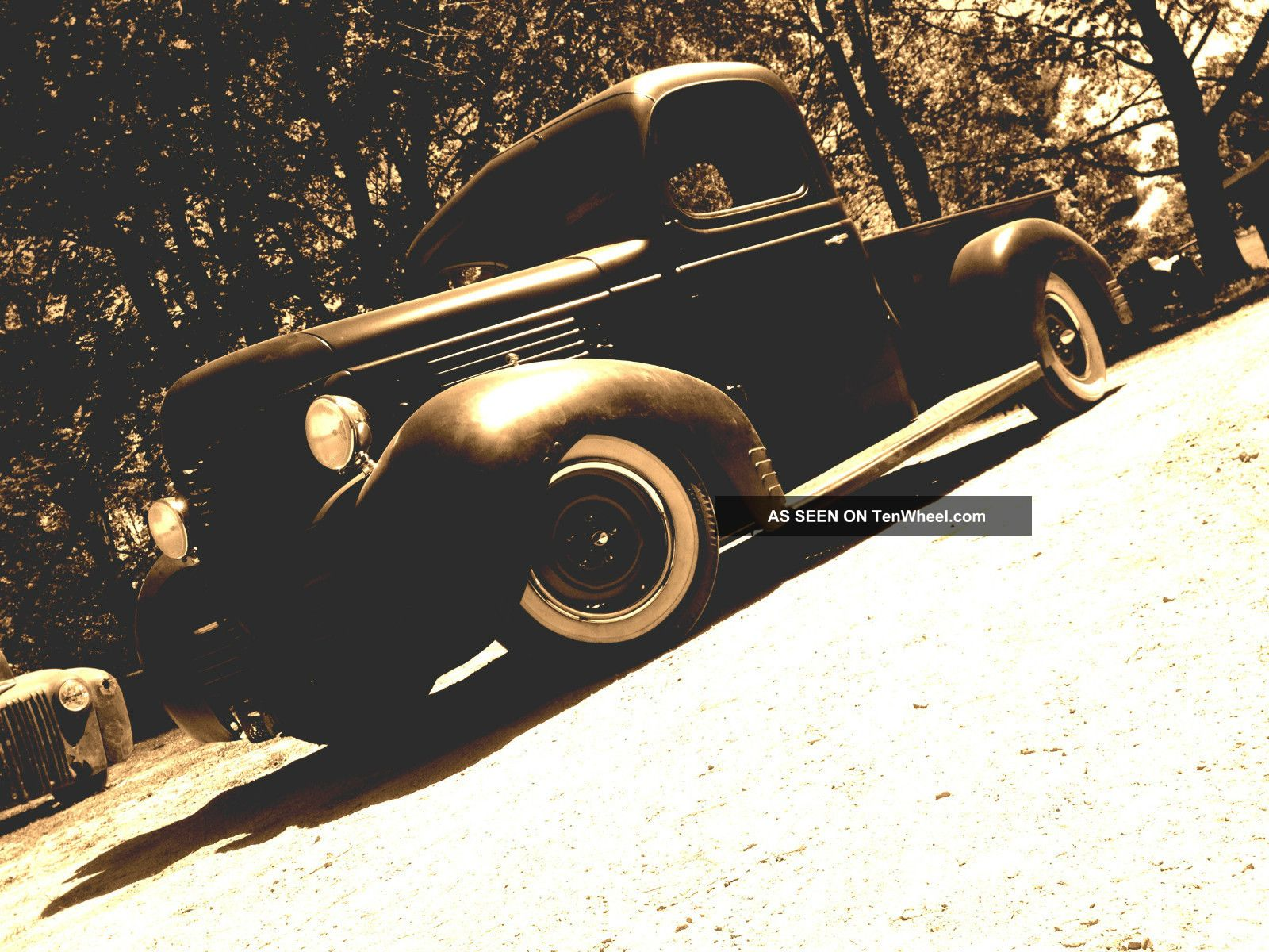 1939 Plymouth Rat Rod Truck Other photo
