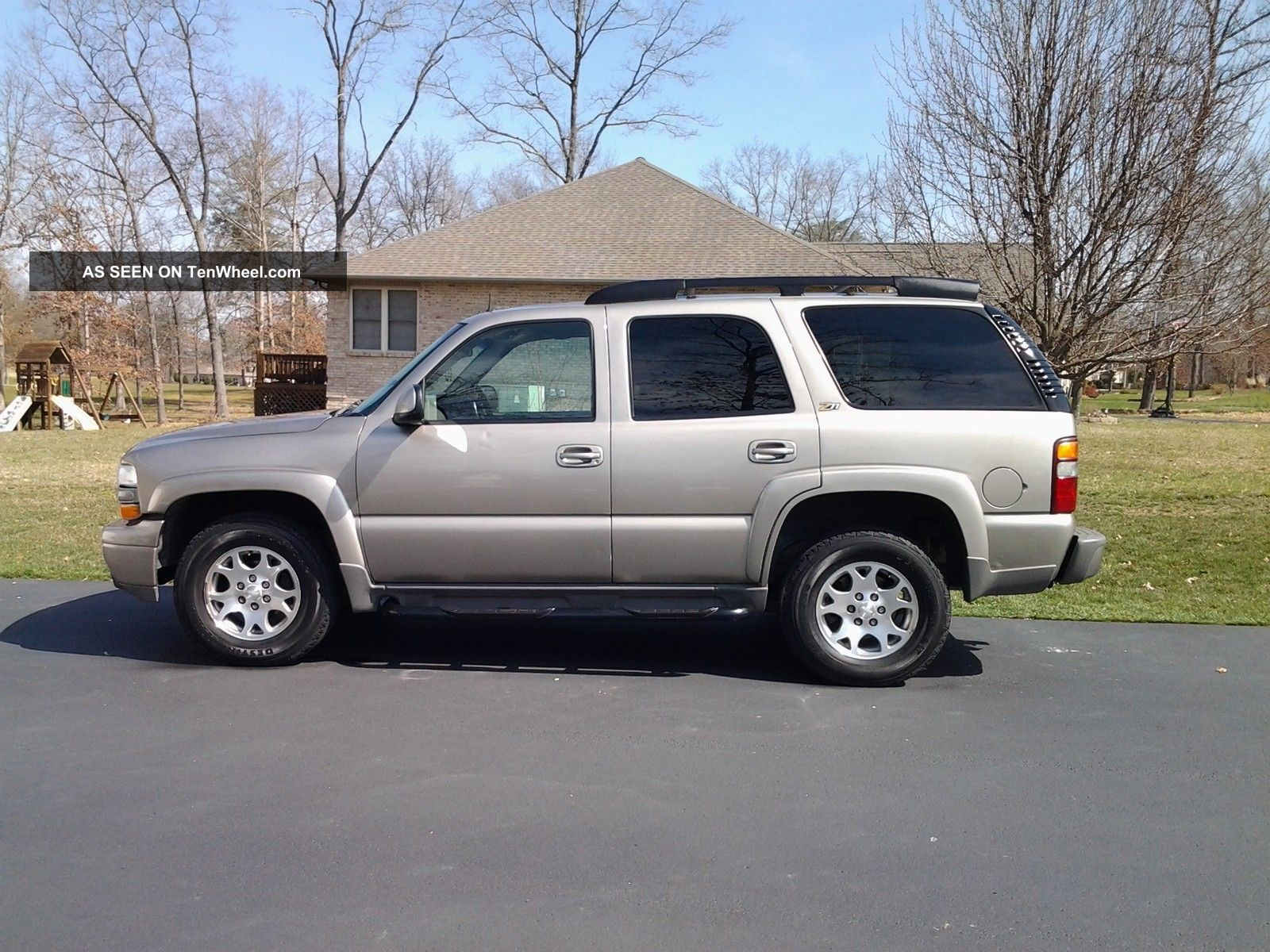 2013 chevy tahoe exterior photos mid size suv chevrolet. Black Bedroom Furniture Sets. Home Design Ideas