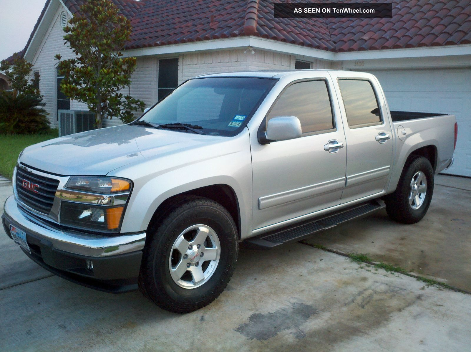 2011 Gmc Canyon Crew Cab 4 Doors Canyon photo
