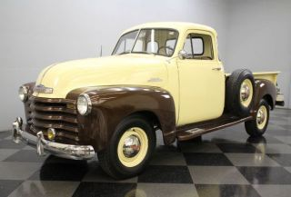 1953 Chevy Pickup 3600 Series.  Recent Restoration.  Drive It And Enjoy It. photo