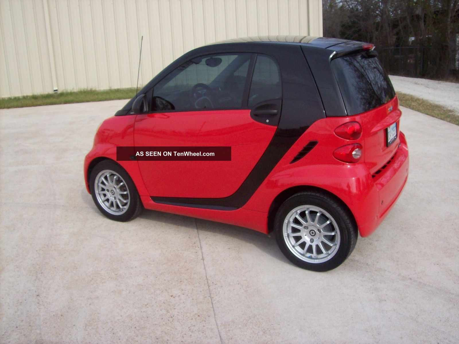 2012 Smart Car Smart photo