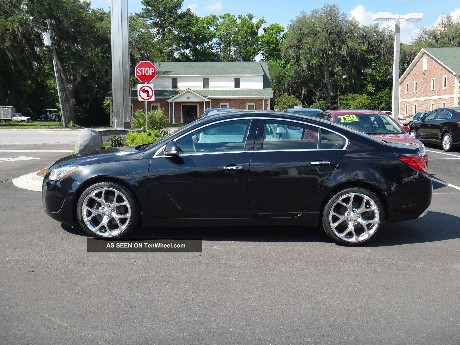 2012 Buick Regal Gs Turbo 6 Speed Untitled