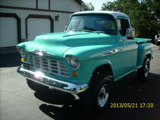 1950,  1951,  1952,  1953,  1954,  1955,  1956,  1957,  1959,  1959,  Chevy Napco Shortbed photo