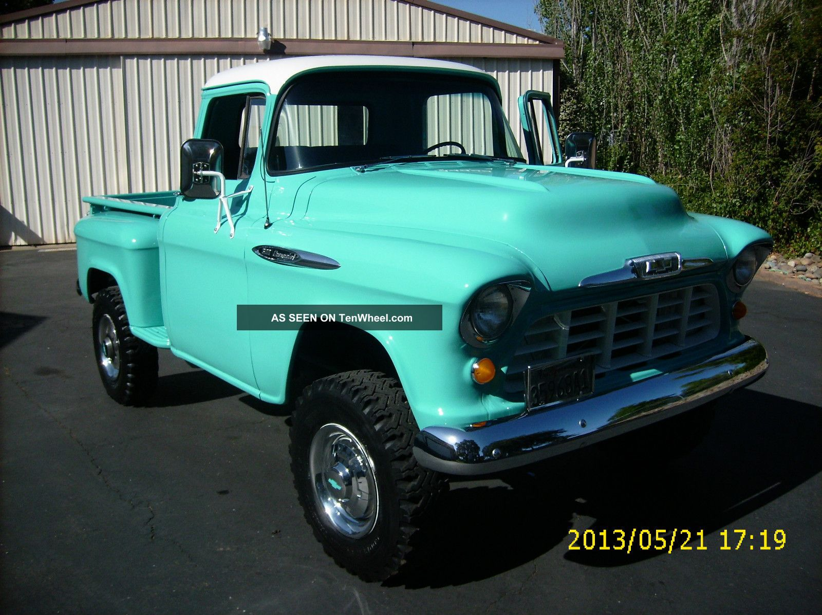 4x4 Truckss Napco Trucks For Sale 1957 Chevy Stepside Pickup Truck Photos Of
