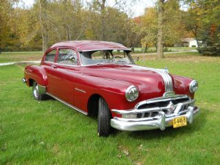 1950 Pontiac Silver Streak,  Classic 2 Door Fastback photo