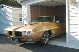 1970 Pontiac Gto Judge photo