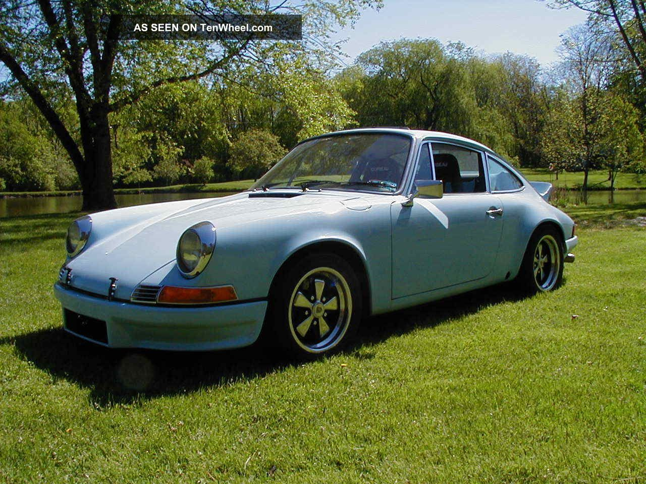 1973 porsche 911 carrera rs clone turbo hot rod. Black Bedroom Furniture Sets. Home Design Ideas