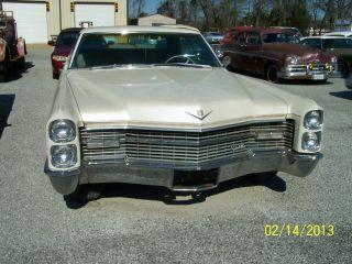 1966 Cadillac Sedan Deville photo