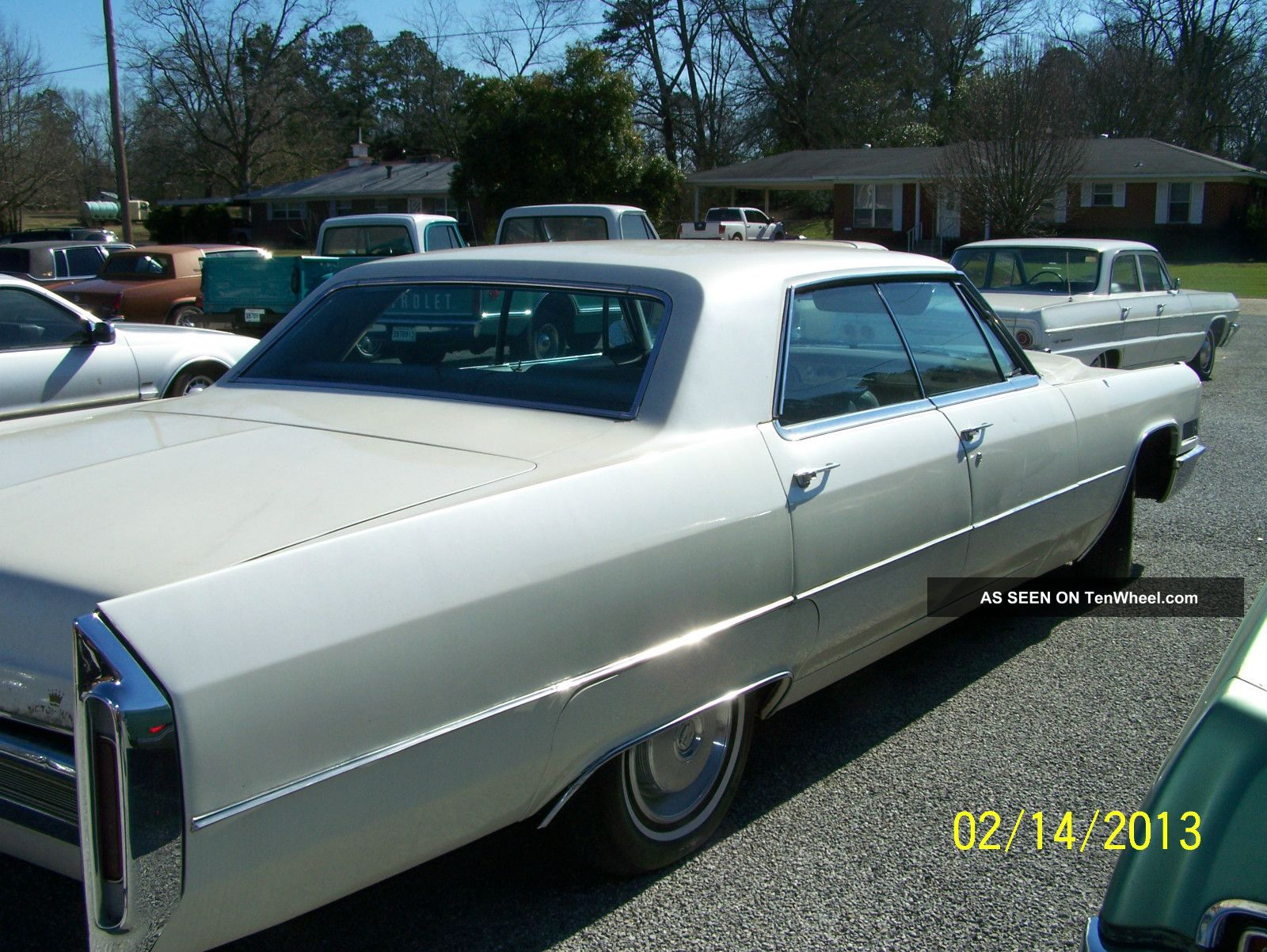 1966 cadillac sedan deville deville photo 1. Cars Review. Best American Auto & Cars Review