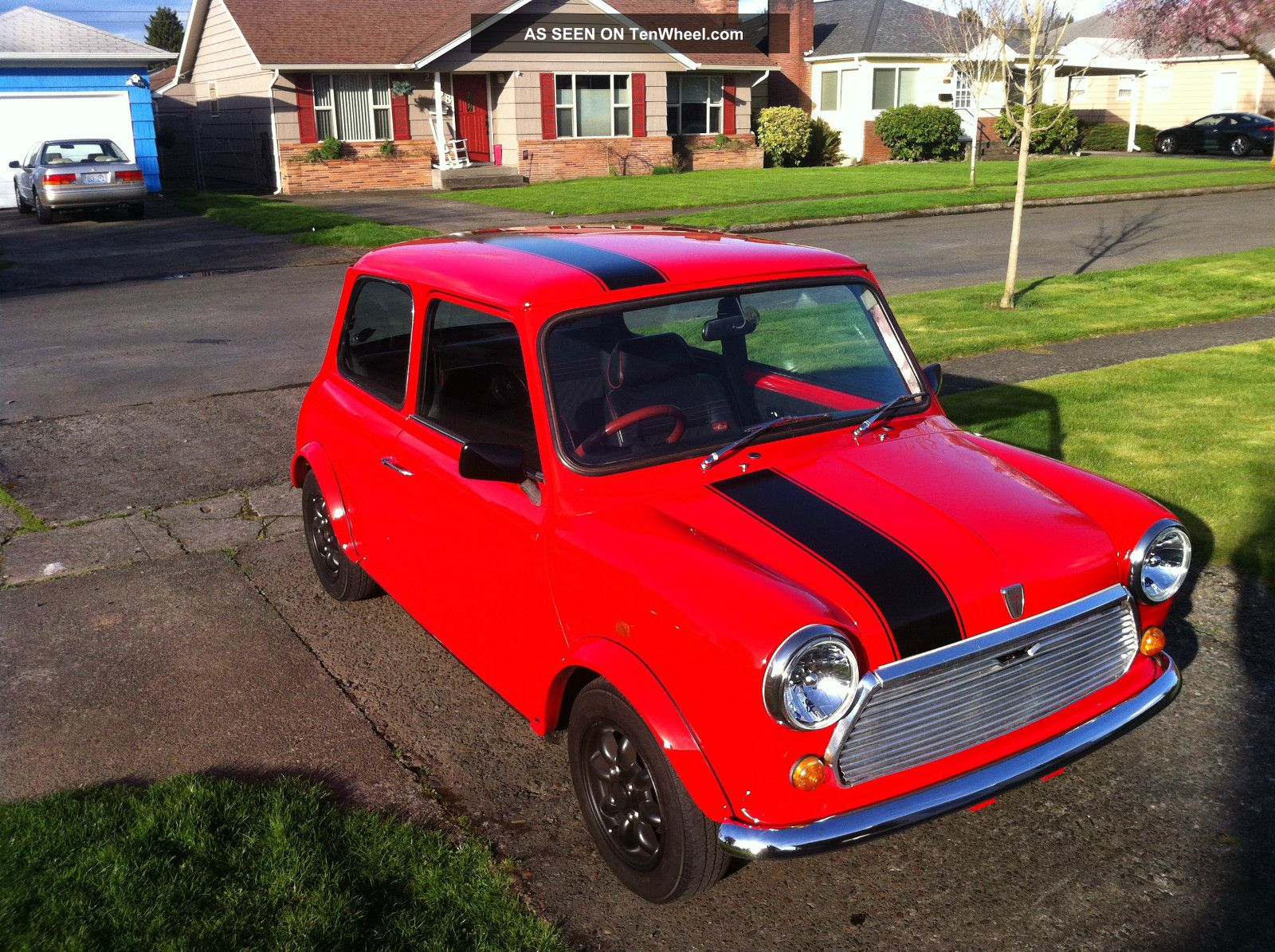 1972 Classic Mini Cooper Classic Mini photo