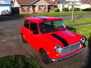 1972 Classic Mini Cooper photo